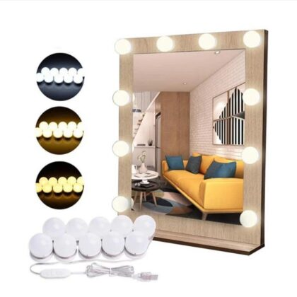 LED VANITY BULBS