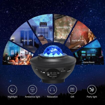 Galaxy Night Projector